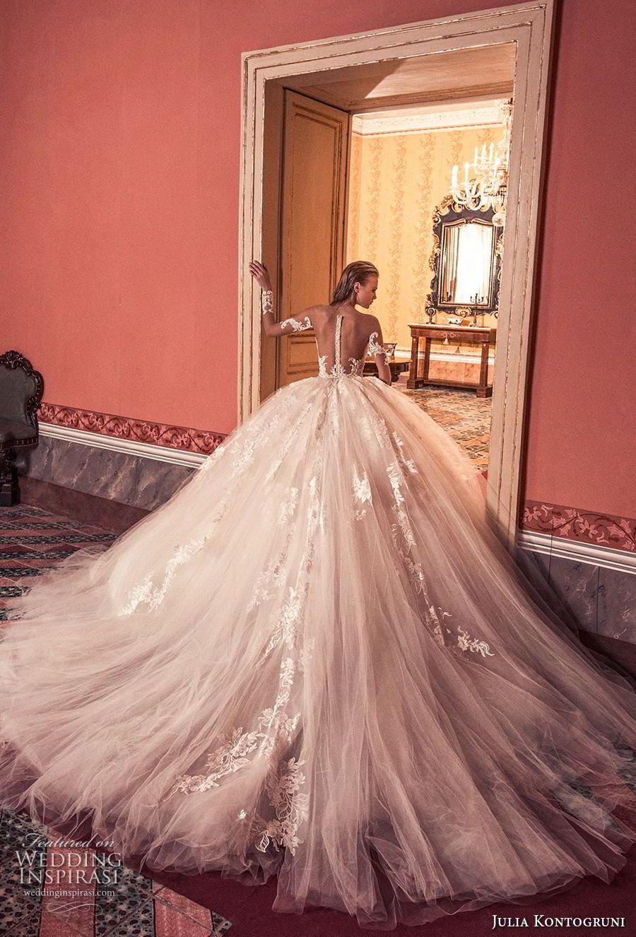Photo of Julia Kontogruni Couture 2019 Wedding Dresses   Wedding Inspirasi