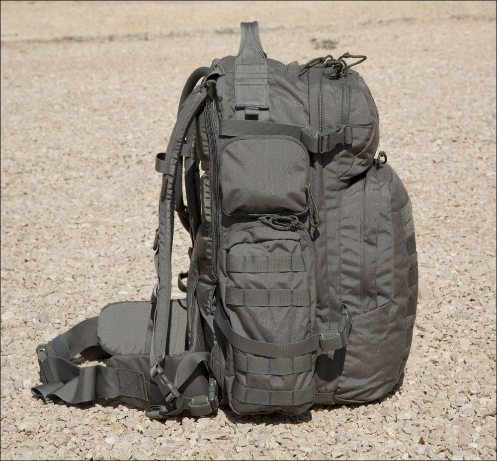 0c571e565cf Lowe Alpine Saracen Military Backpack Internal Frame- Fenix Toulouse ...