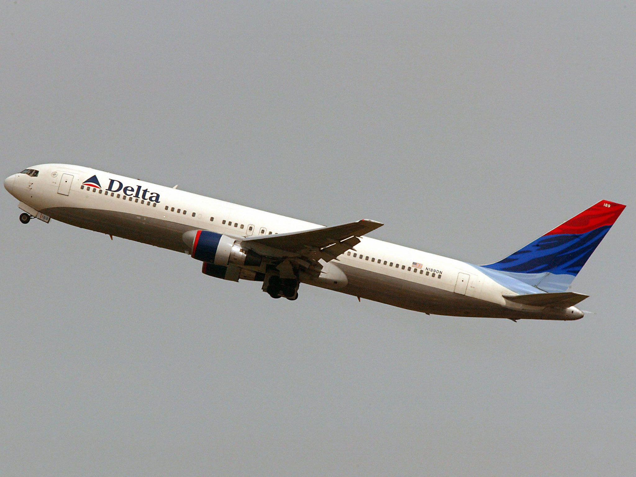 Delta has grounded all flights after 'system outage