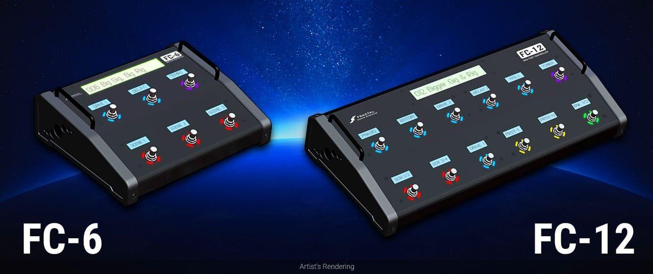 Axe FX III: Foot Controllers | Axe FX III | Fractal audio