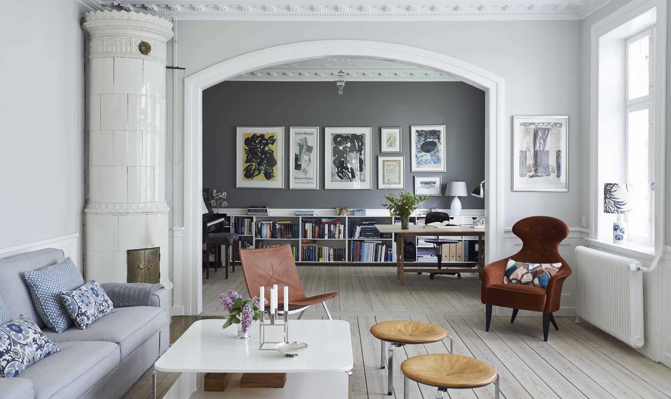 The Scandinavian Home Interiors Inspired By Light Niki Brantmark