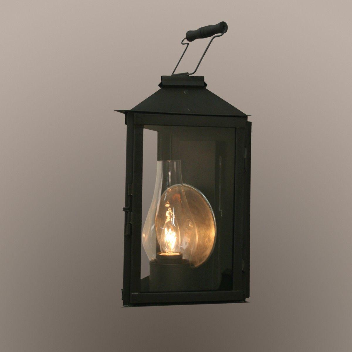 Scofield - Three-Cornered Lantern Sconce