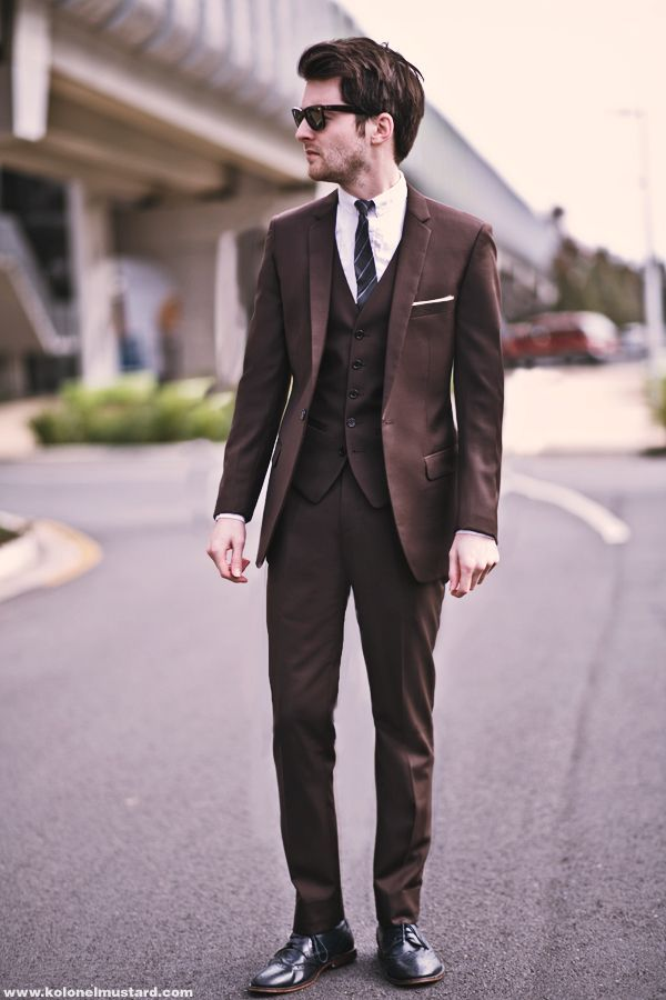 mod cut suit - Google Search | suit | Pinterest