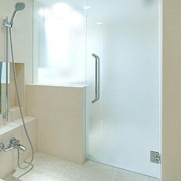 画像3 浴室のガラスドアセット 浴室 ガラス ガラスドア 浴室