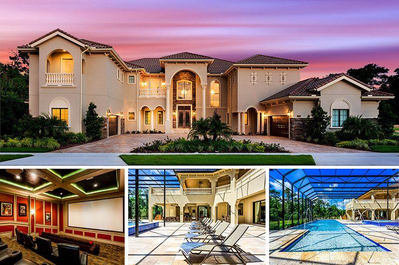 21 Luxury Rental Homes Near Walt Disney World Florida Ideas Luxury Rentals Beautiful Vacations Florida Vacation