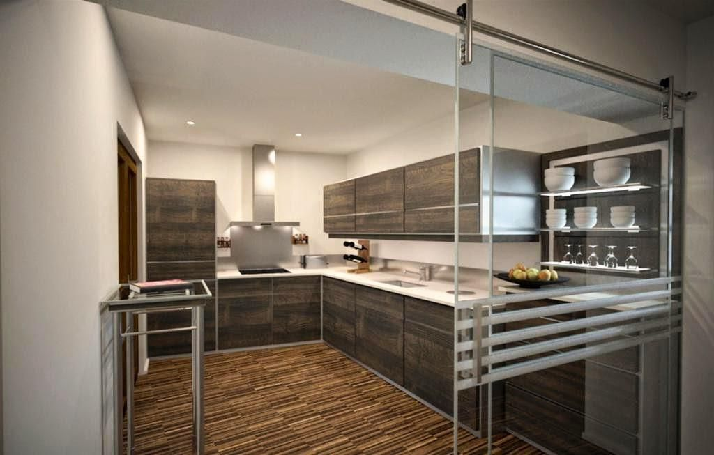 Ideas Para Zonas De Cocina Abiertas Al Salon Decoracion De Cocina Moderna Cocinas Abiertas Decoracion De Cocina