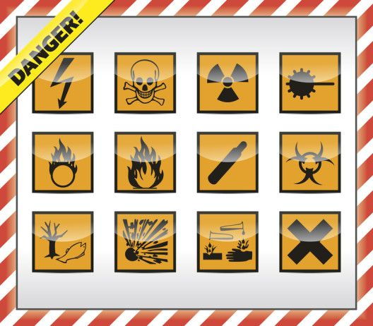 Lab Safety Symbols Are An Important Part Of Laboratory Safety