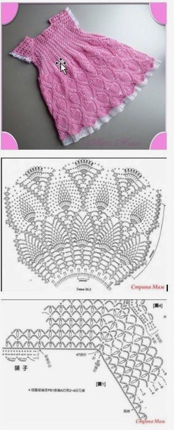 Pin von Emerald García auf Crochet | Pinterest