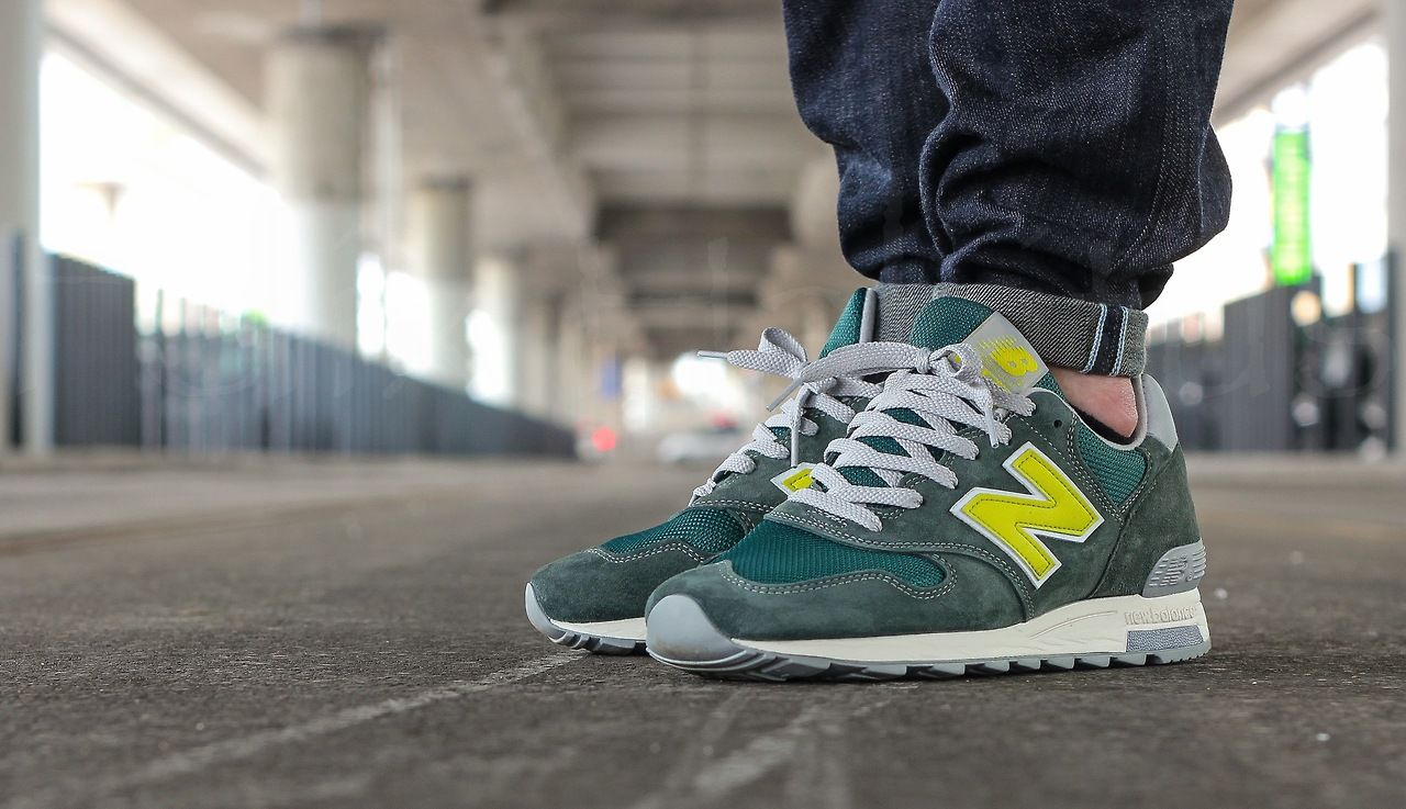 1400 new balance on feet