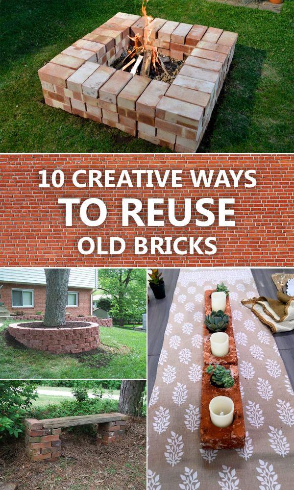 Photo of 10 Creative Ways To Reuse Old Bricks