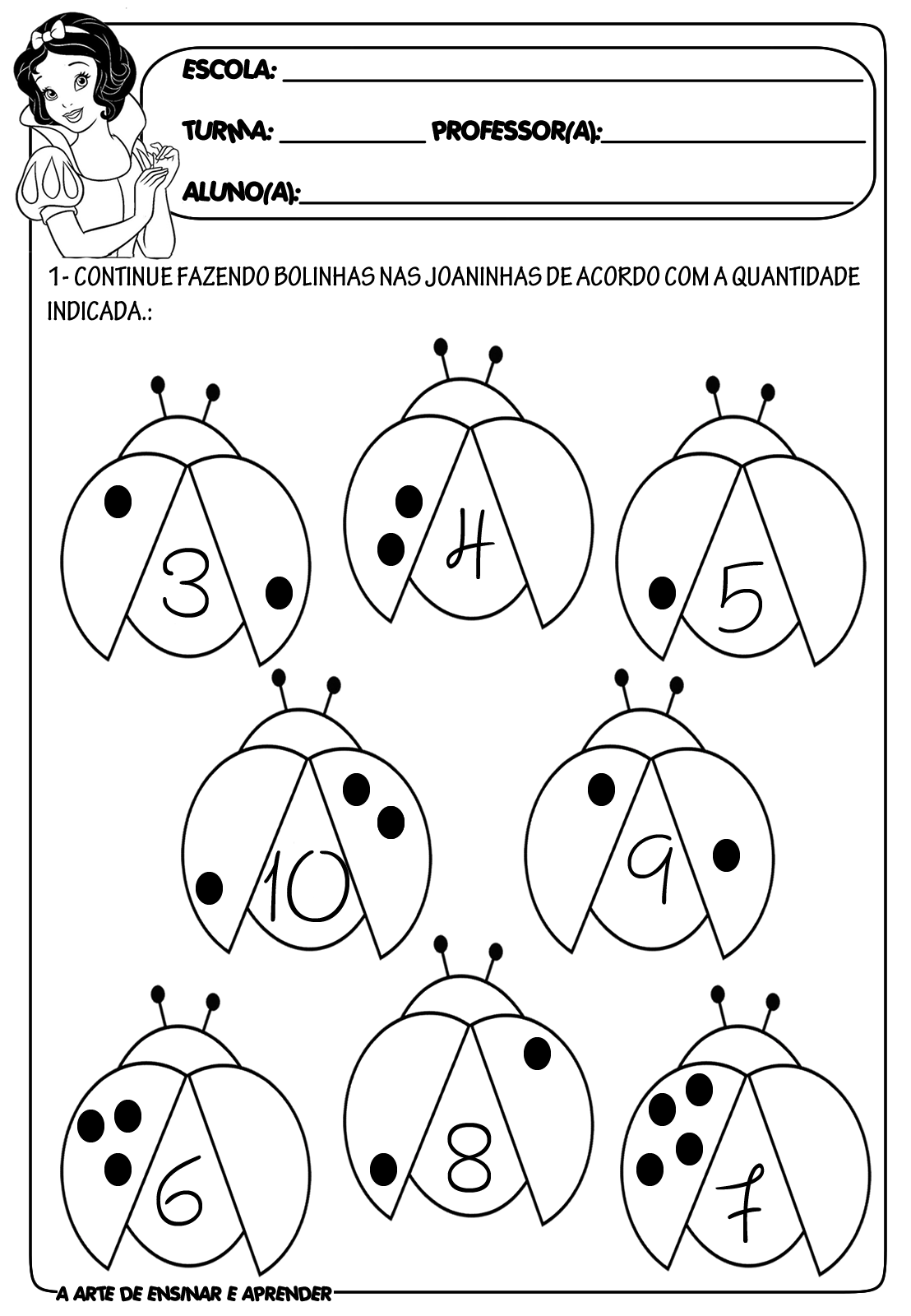Pin De Silmara Nadia Em Atividades De Matematica