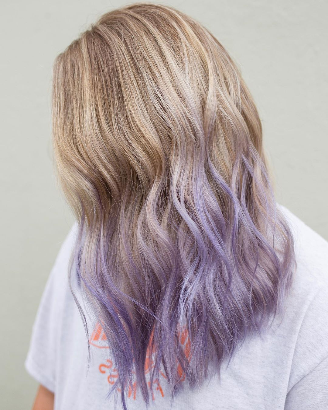 22 Stunning Purple Ombre Hair Color Ideas For 2020 In 2020 Purple Ombre Hair Blonde Hair Fade Ombre Hair Blonde