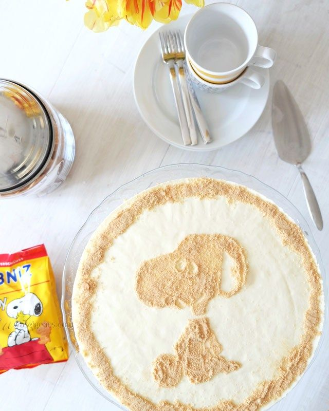 Rezept No Bake Philadelphia Torte Mit Butterkeksboden Geburtstag