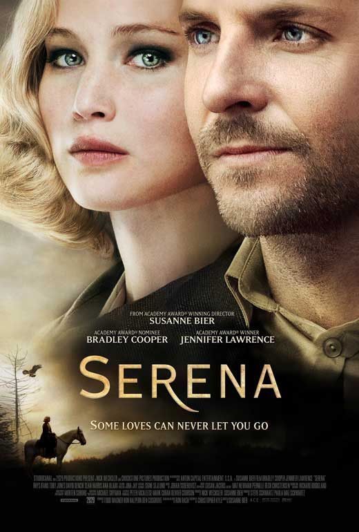 Serena 11x17 Movie Poster (2015) | Movie adaptation, Love movie ...