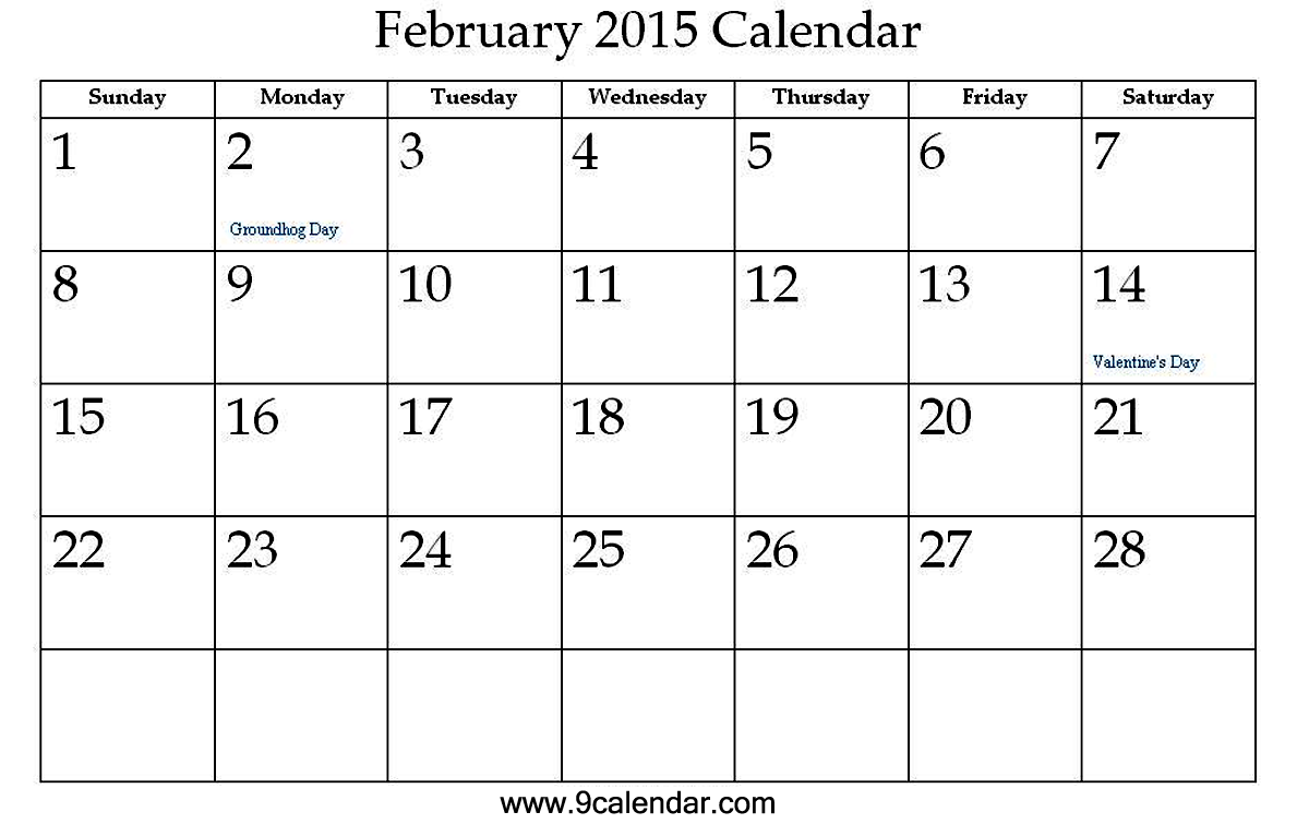 Image for printable calendar february 2015 pdf search results image for printable calendar february 2015 pdf search results new saigontimesfo