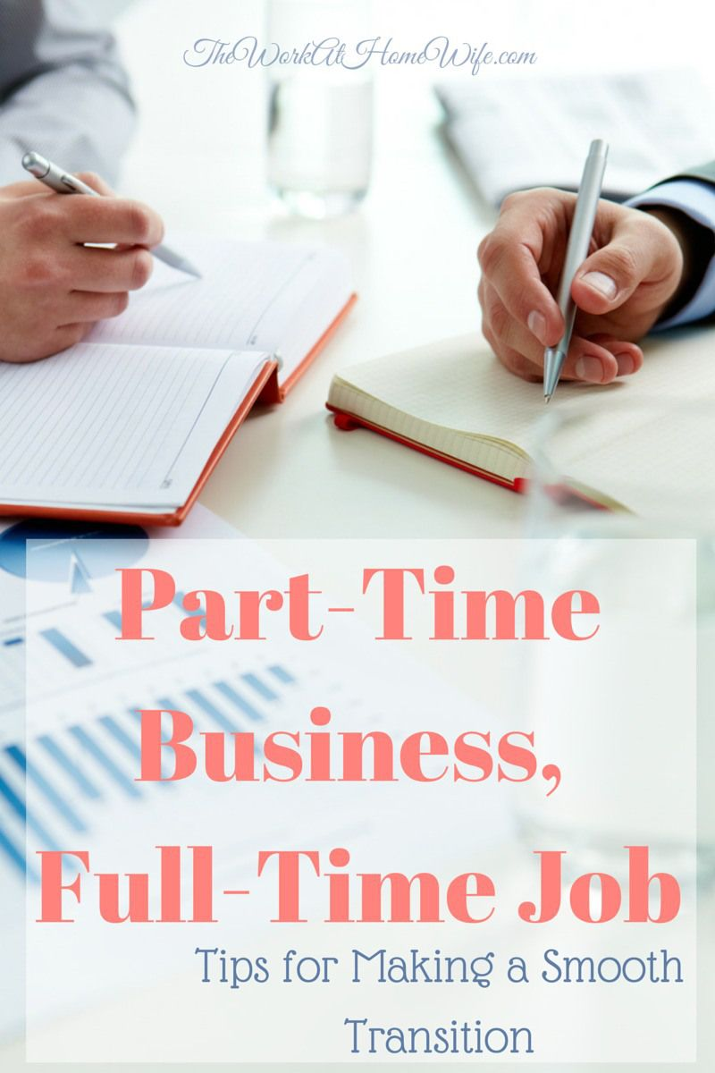 Starting a home business while holding down a full-time job can be ...