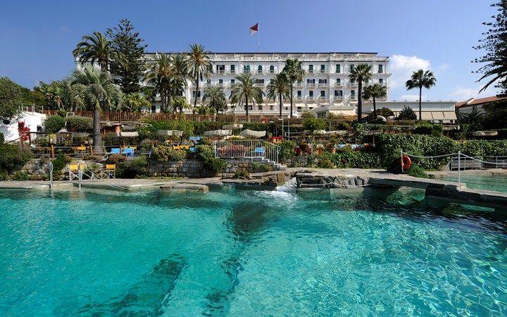 Royal Hotel Sanremo Sanremo Italy Luxury Travel Hotels
