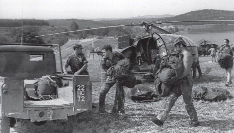 ВОЙНА В РОДЕЗИЙСКОМ БУШЕ (1979 – 1980). Часть 5 – Война на вражеской территории.