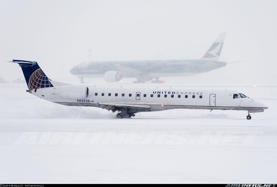 Embraer ERJ-145LR (EMB-145LR) aircraft picture