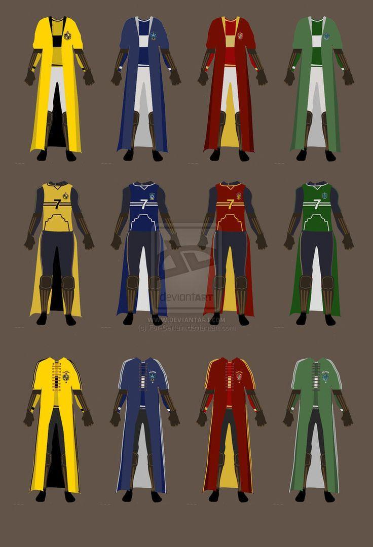 gryffindor uniform Quidditch girl - Pesquisa Google ...