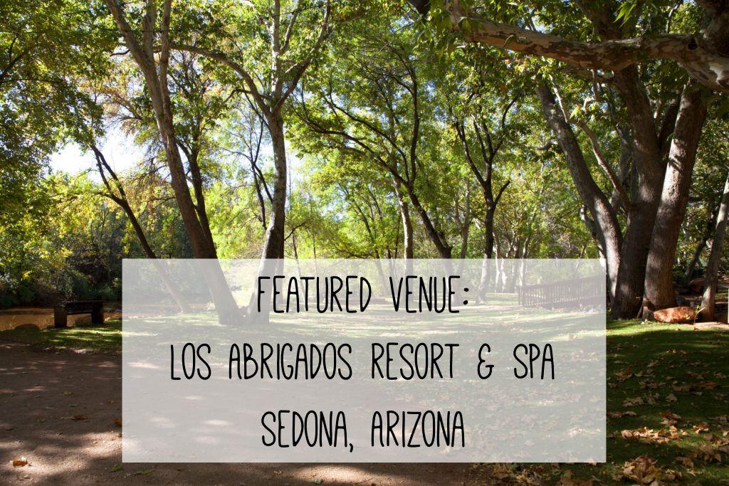 Featured venue los abrigados resort spa sedona