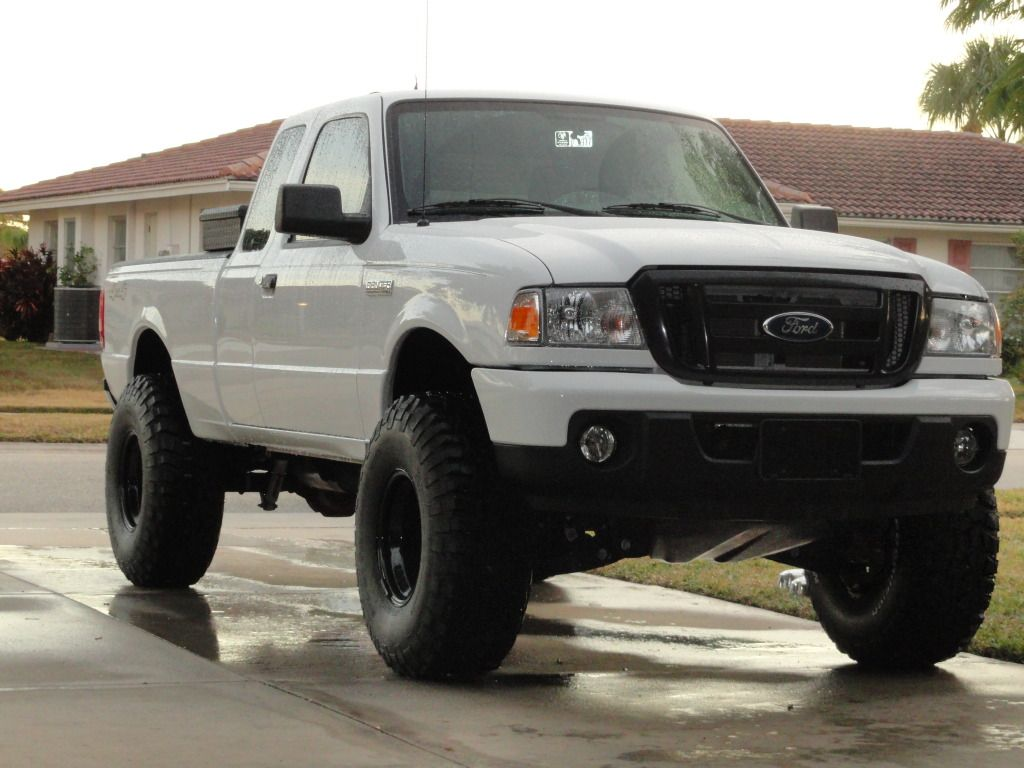lifted ford ranger 2011 ranger body lift please read ranger forums - Lifted 2008 Ford Ranger
