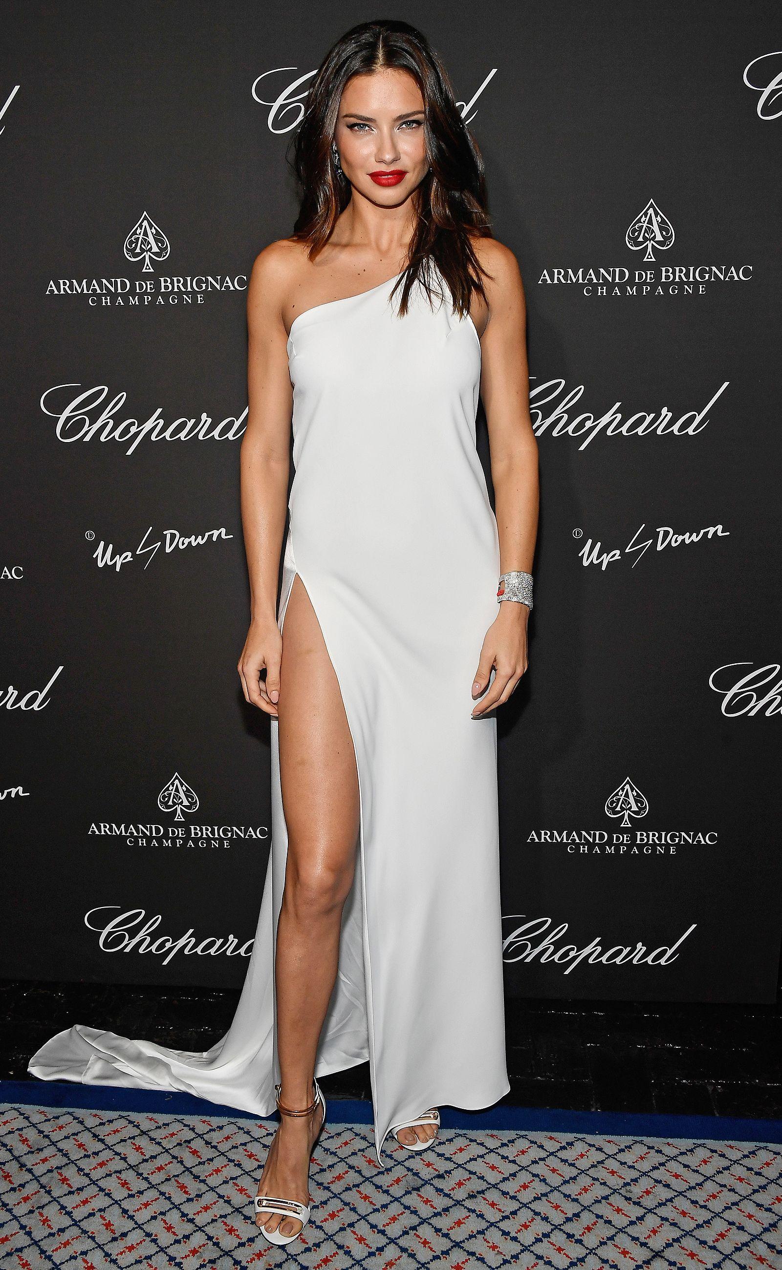 Victoria's Secret's Adriana Lima: 'I Will Not Take Off My ...
