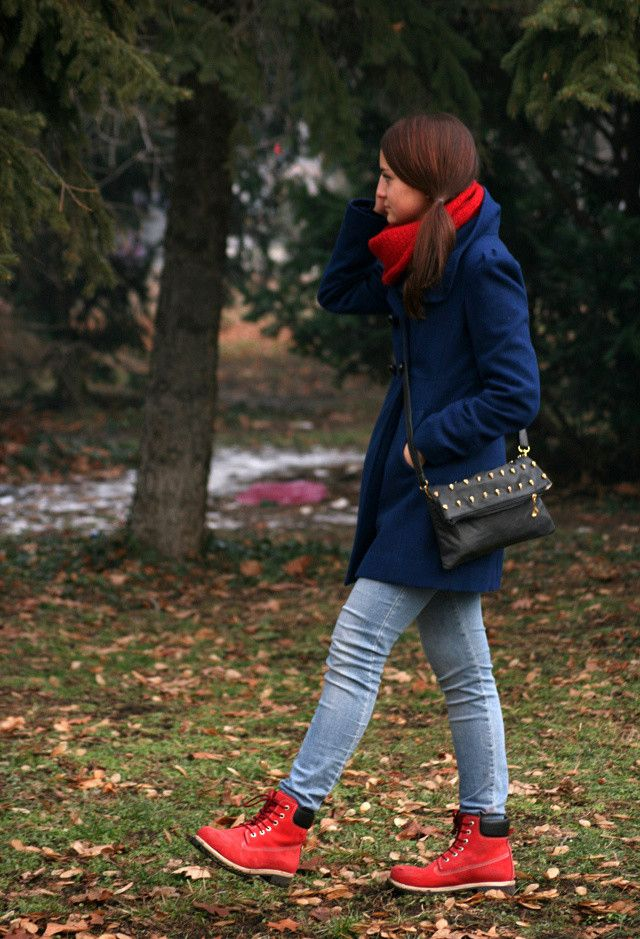 22 Cute Outfits to Wear with Timberland Boots For Girls (com