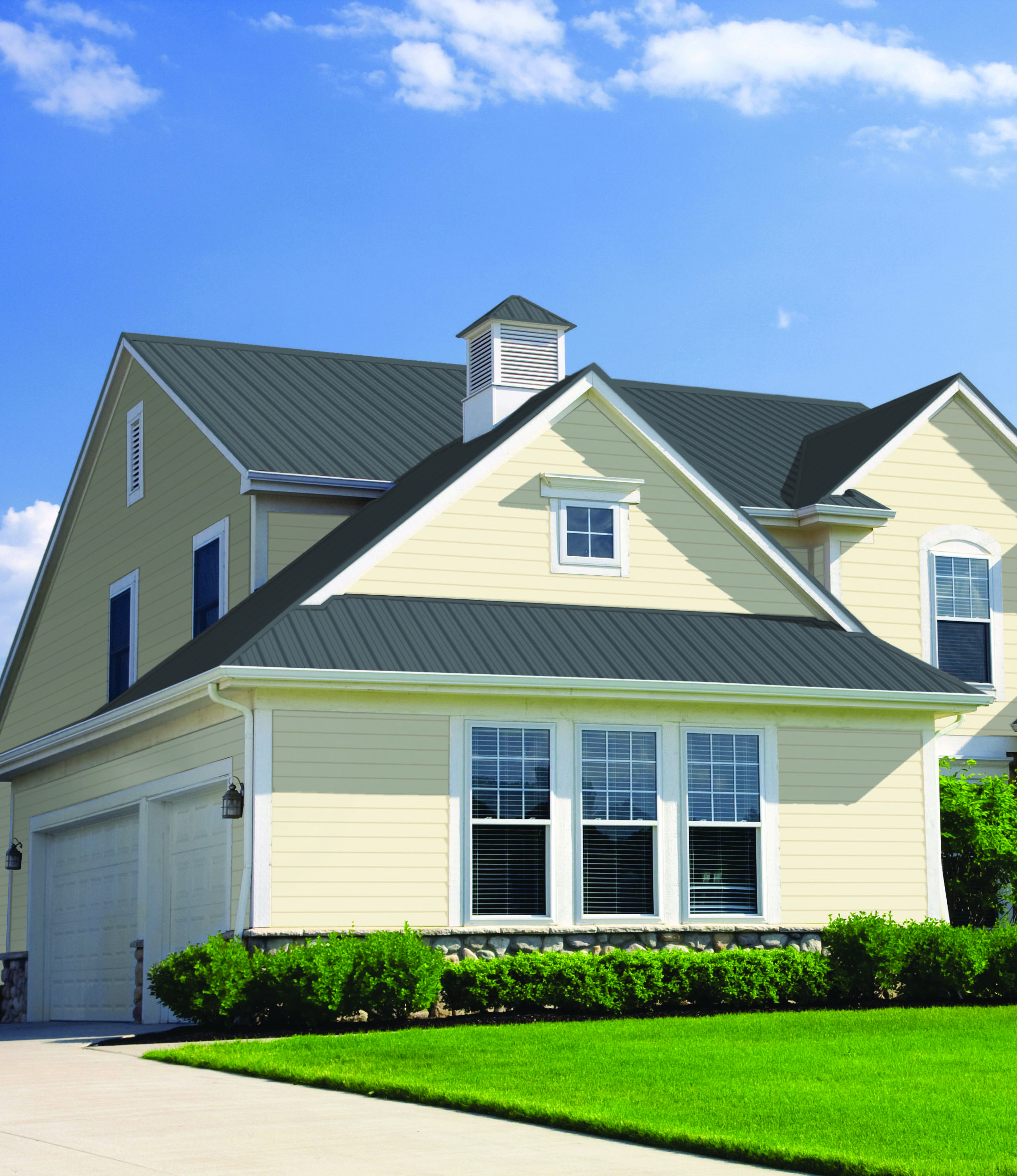 Best Designed To Last Premium Pro Snap® Steel Roof Panels Will Provide Your Home With A Handsome 400 x 300