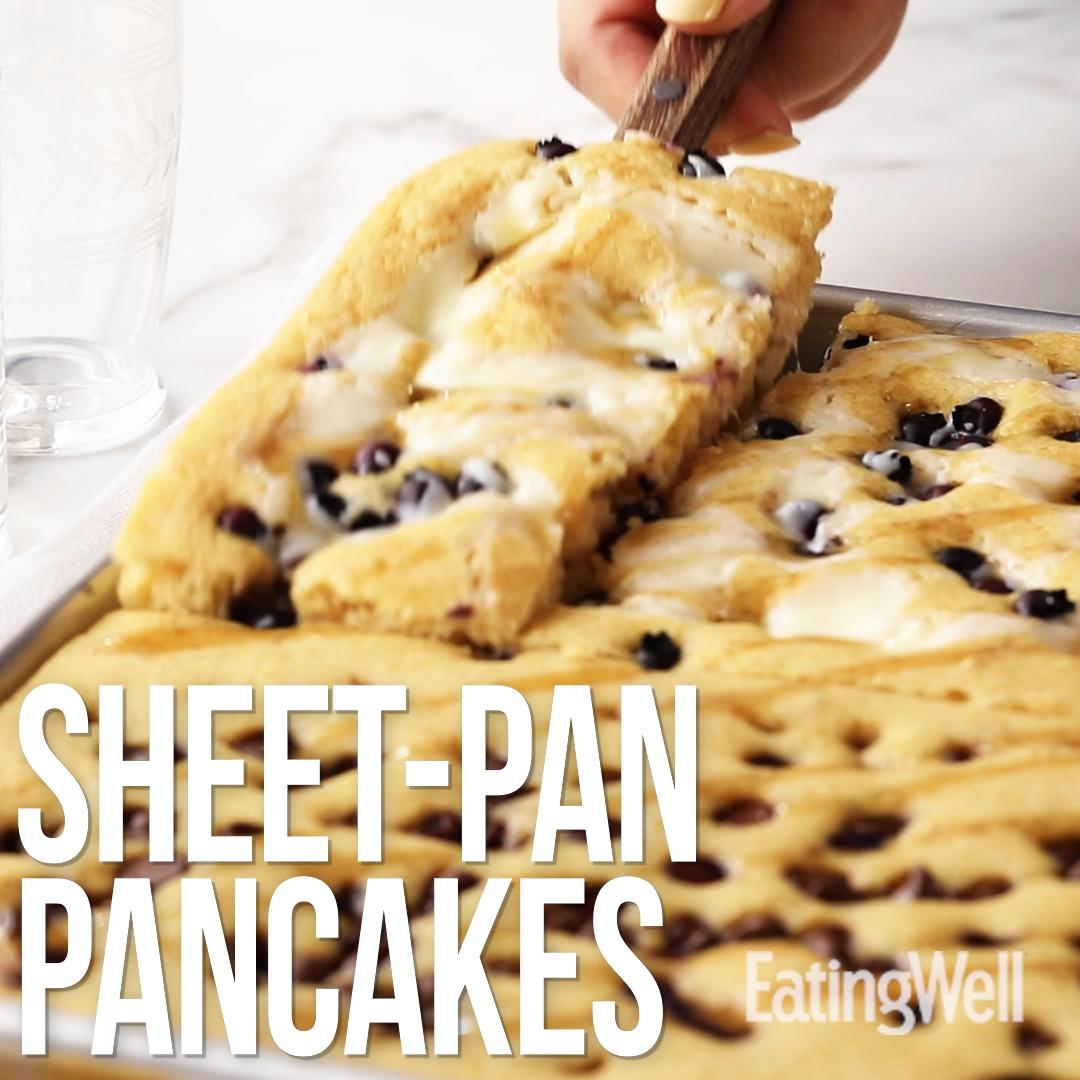 Photo of Sheet-Pan Pancakes