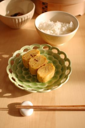 玉子焼き / Japanese omelet