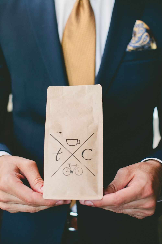 coffee wedding favors diy