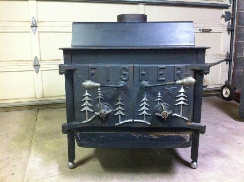 Vintage Bicentennial Grandpa Bear Fisher Wood Stove Wood Stove Projects Wood Stove Wood Burner