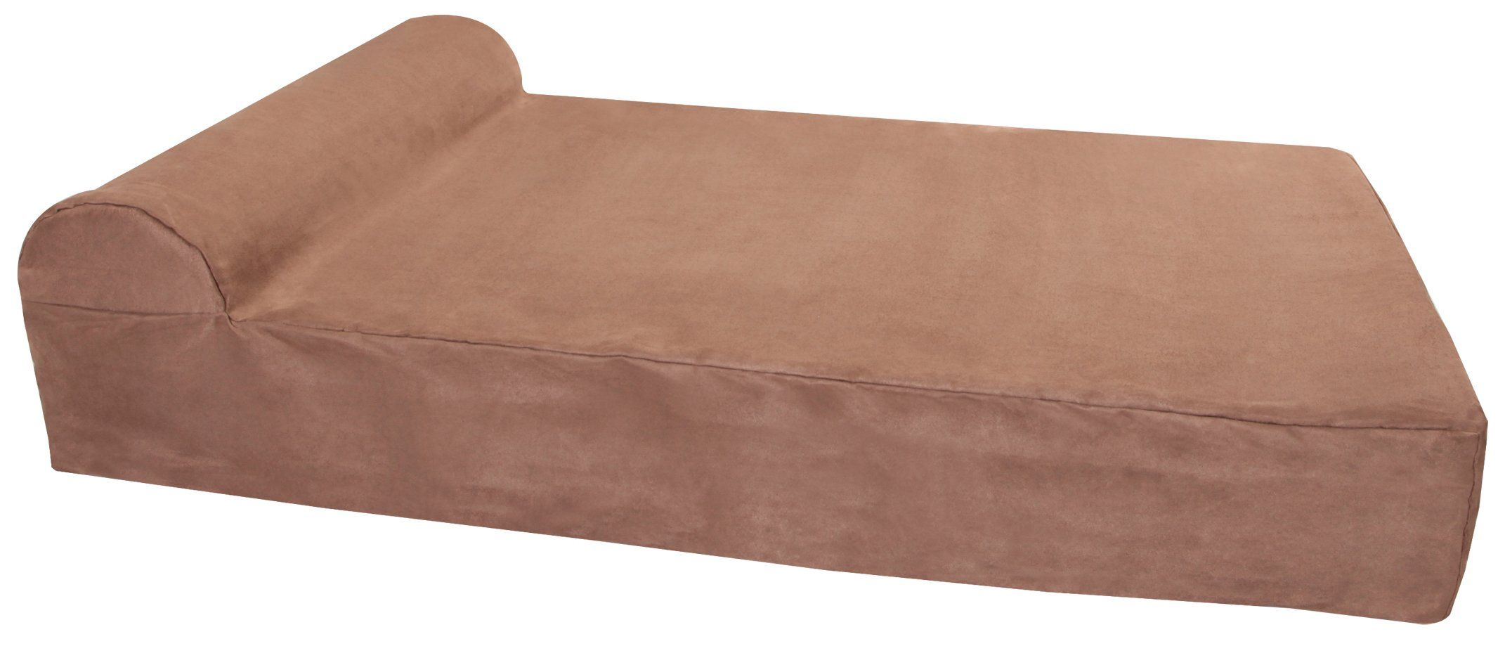 Big Barker 7 Orthopedic Dog Bed with PillowTop Headrest