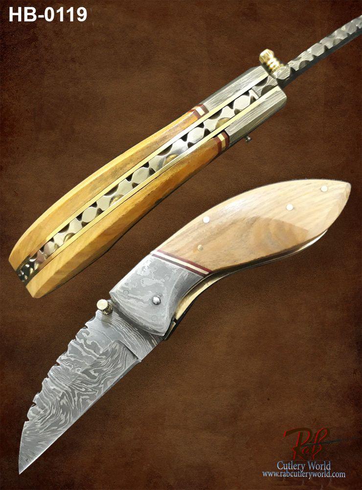 RaB Cutlery Custom Forged 2.7\