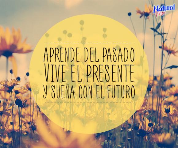 Aprende Del Pasado Vive El Presente Y Sueña El Futuro