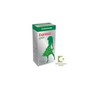 Dietpharm Espresso Green Kapsule Moja Online Ljekarna Coner Espresso Green Online
