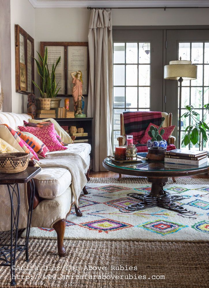 Another beautiful rug | Living room designs, Home decor ...