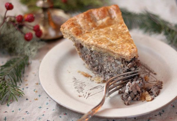 Classic french canadian tourtire pbs food recipes and food christmas tourtiere recipe forumfinder Images