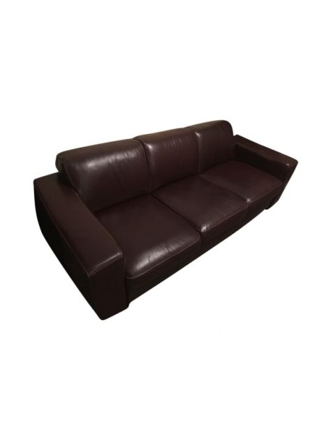 A Chateau D Ax Leather Sofa Lh Exchange Leather Sofa Sofa