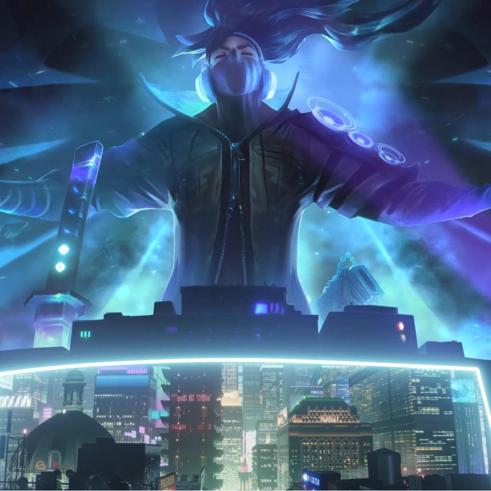 Steam 工作坊 True Damage Giants League Of Legends Yasuo Login Screen Hinh ảnh Hinh Nền ảnh Tường Cho điện Thoại