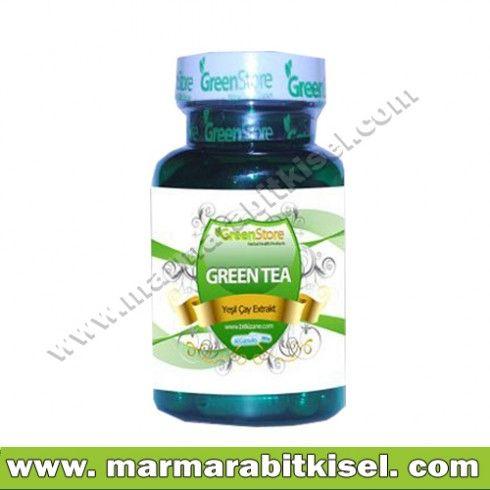 GreenStore Green Tea (Yeşil Çay) Kapsülü