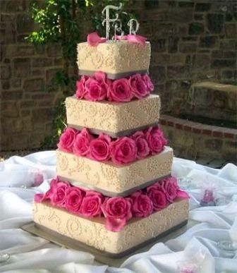 Wedding Cake Pedestal Ideas