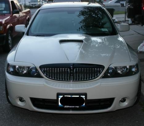 2005 Lincoln Ls V8 >> 2005 Lincoln Ls Autotrader Com Love The Hood Scoop