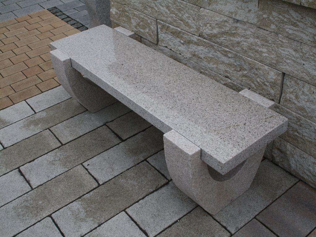 Granit Gartenbank Kaufen Stein Natur Tonga