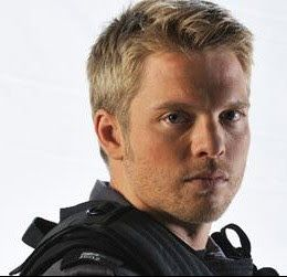 David Paetkau- because Flash Point is one of the best action dramas on TV.