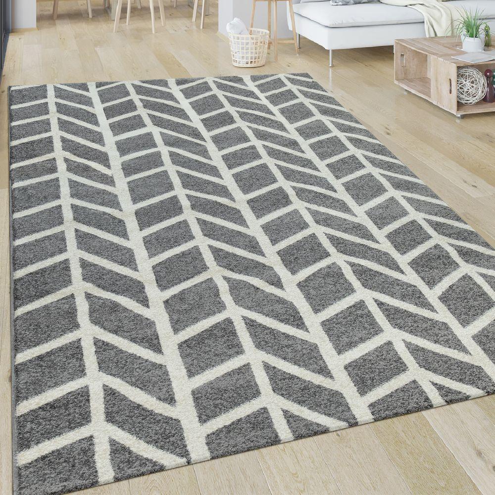 Kurzflor Teppich Streifen Gelb Weiß Teppich Kurzflor Teppiche Teppich Geometrisch