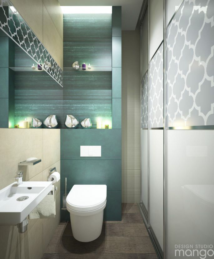Fabulous Bathroom Design With Blue Accent Minimalist But Look Best Blue Bathroom Designs Minimalist