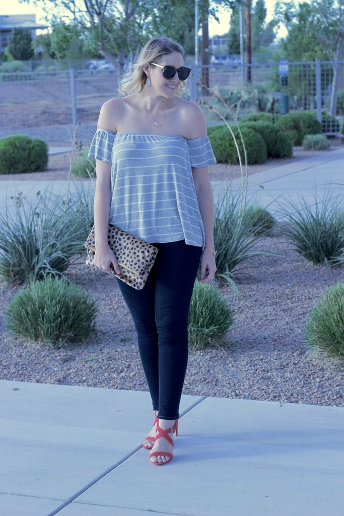 The Weekly Style Edit Link Up: Stripes | Middle of Somewhere