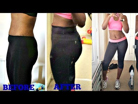 Squats Before And After 30 Days Squat C...
